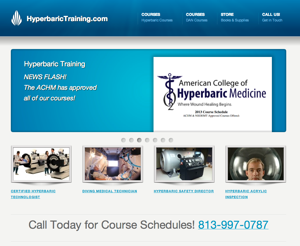american college of hyperbaric medicine American College of Hyperbaric Medicine
