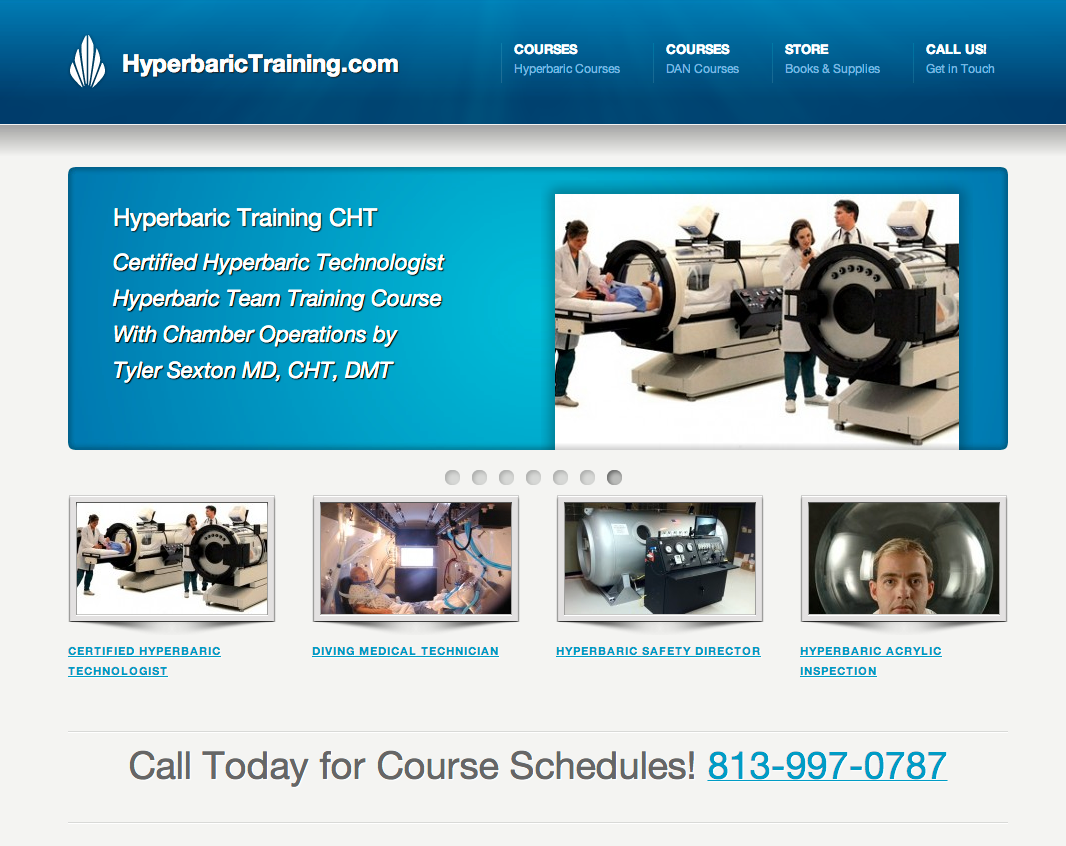 Certified hyperbaric technologist cht hyperbaric team training certified hyperbaric technologist 1betcityfo Image collections