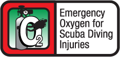 emergency oxygen for scube diving injuries DAN Courses